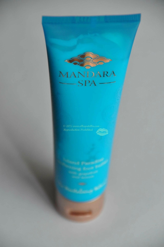 Mandara Spa Paradise Island Revitalising Feet Butter