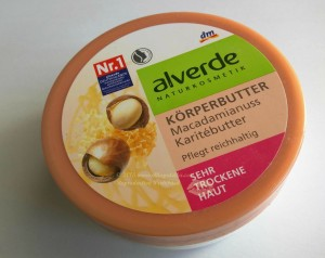 Alverde Shae Butter wm