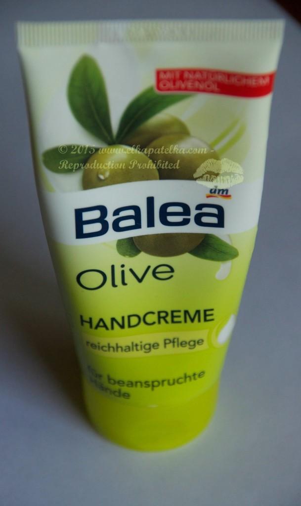 Balea Olive Handcreme
