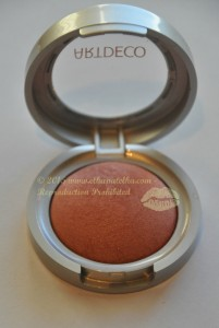 Artdeco Mineral backed blusher