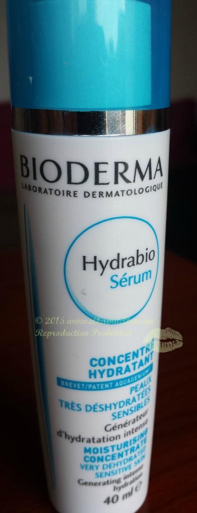 Bioderma Hydrabio Serum Concentre Hydratant Peaux Tres Deshydra